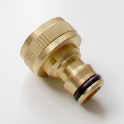Brass Outside Tap Spout Quick Hose Connector